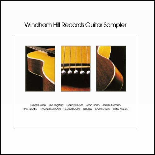 Windham Hill Records Guitar Sampler by City Lights