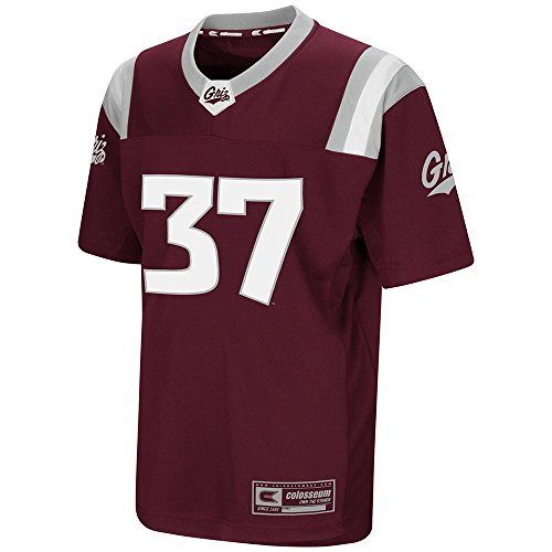 Colosseum Youth Montana Grizzlies Football Jersey - M
