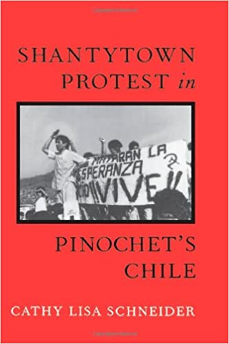 Shantytown Protest in Pinochets Chile