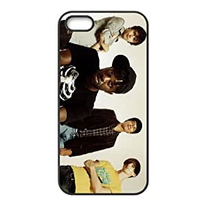 iPhone 5 5s Cell Phone Case Covers Black Bloc Party S4739741