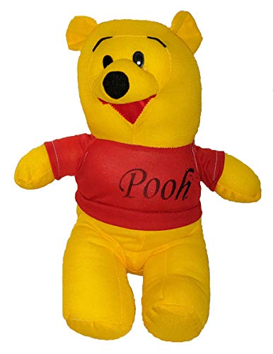 PE Toys Winnie The Pooh Bear Soft Toy for Kids   30 cm