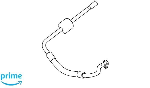 BEHR HELLA SERVICE 9GS 351 337-701 *** PREMIUM LINE *** Tubería de baja/alta presión, aire acondicionado, de evaporador a compresor climatización: ...