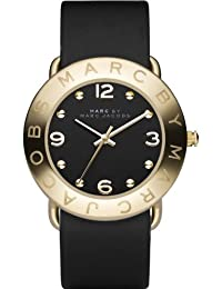 Marc Jacobs Ladies Amy Analog Dress Quartz Watch (Imported) MBM1154