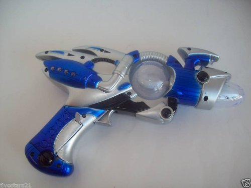 Spaceman Dave's Ray Gun