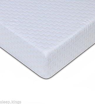 Colchón individual de 91,44 cm, colchón económico de espuma Reflex de presupuesto, Sleepkings: Amazon.es: Hogar