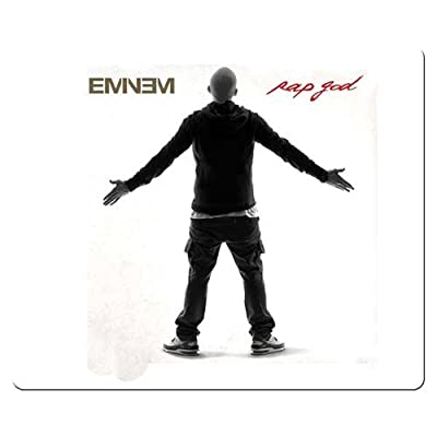 26x21cm 10x8inch Game Mouse Mats cloth + rubber Special-Textured Surface heat-resistant Eminem