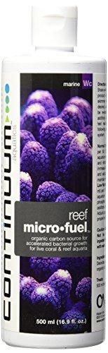 Continuum Aquatics ACO30568 Reef Micro Fuel for Aquarium, 16.9-Ounce