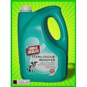 Simple Solution Flecken- und Geruchsvernichter 4 l