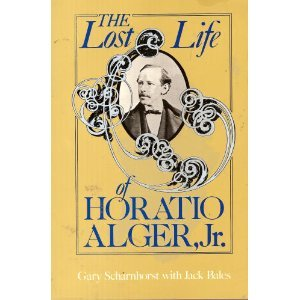 on his own by horatio alger jr When he died at the family home in natick, horatio jr noted that his father had  been kept in the background by his own modesty because.