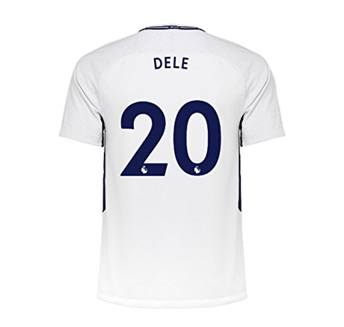 Roretor 17/18 Dele 20 Tottenham Hotspur Stadium Home Men's Color White Size L - Hotspur Tottenham Shirt