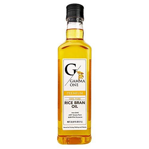 GAMMA ONE Rice Bran Oil, 1 Liter