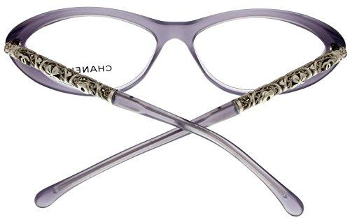 df44499c4c0 Chanel Prescription Eyewear Frames Bijou Lilac Women CH3270 1271 ...