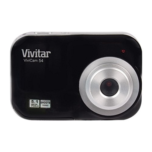 Vivitar 5.1MP Digital Camera with 1.8-Inch TFT Panel by Vivitar