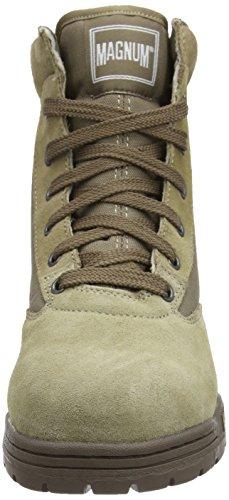 Magnum Classic Mid, Work Boots Unisex Adulto Marrón (Mud)