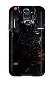 Galaxy Anti Scratch Case Cover Protective Transformers Age Of Extinction Case For Galaxy S5