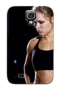 Galaxy S4 Case Slim [ultra Fit] Ronda Rousey Protective Case Cover(best Gift Choice For Friends)
