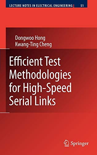 Efficient Test Methodologies for High-Speed Serial Links (Lecture Notes in Electrical Engineering) (Recovery Data Clock)