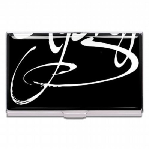 ACME Studios Calligraphic Business Card Case by Anett Wurm (CAW01BC)