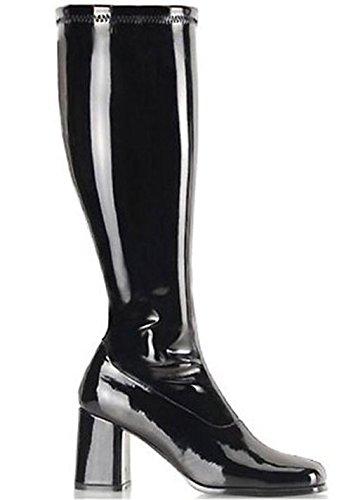 (Wmu Gogo 300X Boot Black Size 8(Pack Of)