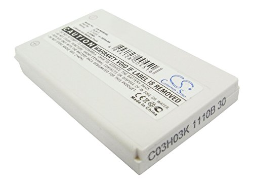 Replacement Battery for Nokia 6340, 6340i, 6360, 6365, 6370, 6385, 8260, 8265, 8290, 8855