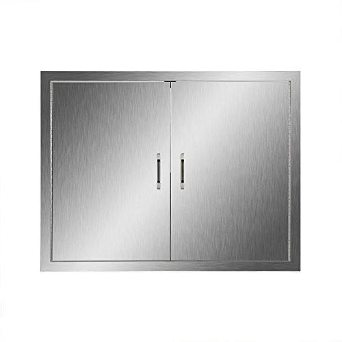 CO-Z Stainless Steel BBQ Access Door, 31