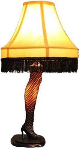 A Christmas Story Leg Lamp 20 Inch Real Working Light Xmas...
