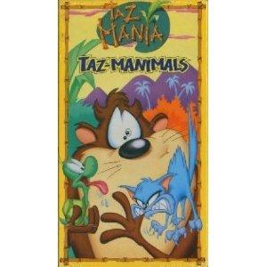 (Taz Mania: Taz-Manimals [VHS] )