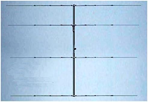 Yagi antena, 6 elementos, banda 21 20 m, 12 m MHz boom-dB PKW ...