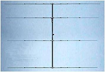 Antena yagi 4 Elementos Banda 15 m 21 MHz, Boom 7,2 m 12 dB ...