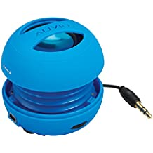 Auvio Portable Expanding Speaker (Blue)