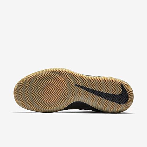 Shoe 11 5 Zoom NIKE Black Anthracite Basketball Rev Men's White 2017 xnOnaBg