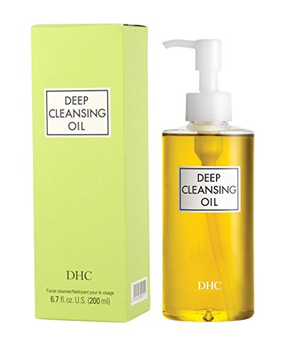 DHC Deep Cleansing Oil, 6.7 fl. oz. (Best Japanese Makeup Brands)