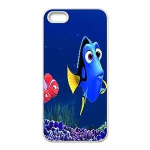 Mystic Zone Cute Cartoon Finding Nemo Cover Case For Apple Iphone 5 5S Cases TPUKO-Q850615
