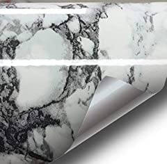 The VViViD Marble finish Vinyl Collection offers beautiful colors in a film that is made to replicate a true marble finish and offers a cheaper, simpler alternative to the real thing. With a micro-finished surface, the high-gloss film is easy...