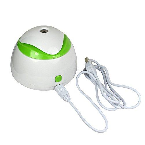 Portable Mini USB Humidifier Air Purifier Mist Maker for Office Home (Aca Oil)
