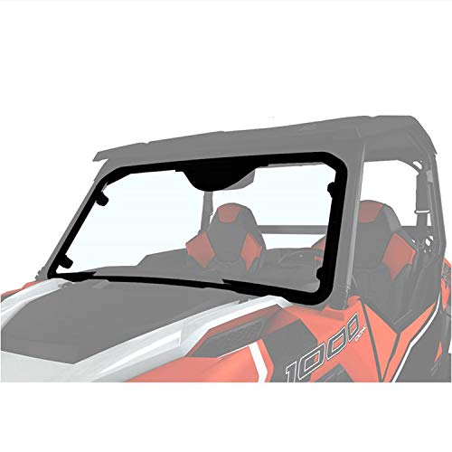 Polaris New OEM General Pro-Fit Lock & Ride® Glass Windshield 1000 EPS, 2881109
