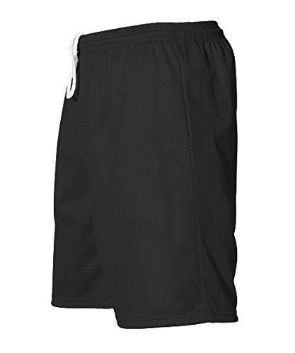 cot Adult Mesh Short Black/Large ()