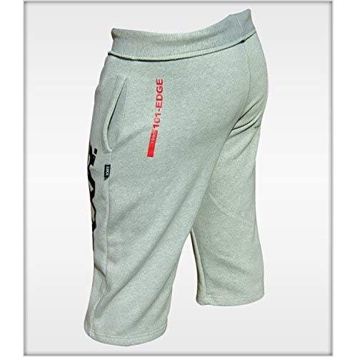 XXR Mens Fleece Shorts Jogging Bottom Joggers MMA Boxing Gym