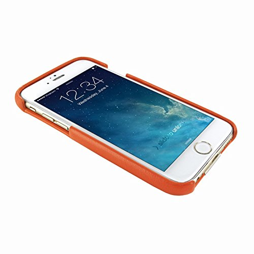 Piel Frama 683N PIELFRAMA 683N für Apple iPhone 6 in orange