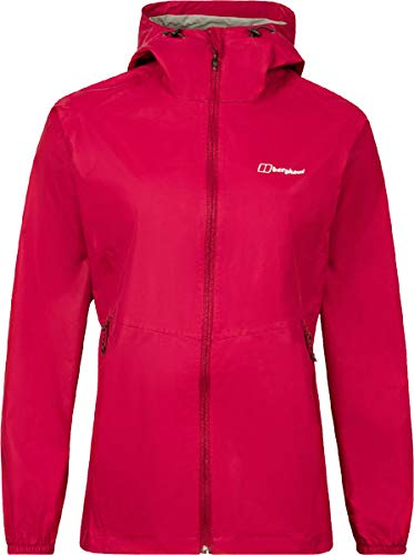 Berghaus Women's Light Waterproof Jacket Deluge POn0kN8wX