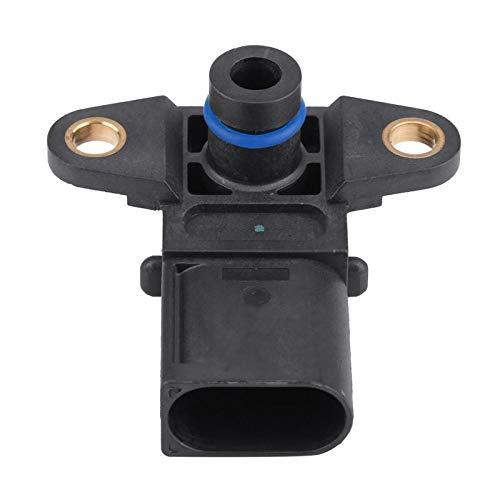 AjaxStore - For BMW Intake Manifold Air Pressure Sensor for BMW 128i 325i 328i 330i E90 E91 E92 E82 OEM 13628617097