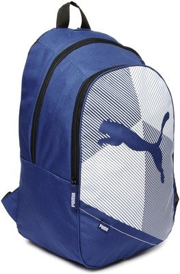 Image Unavailable. Image not available for. Colour  Puma Echo Plus Backpack  Blue 75da0abb8170e