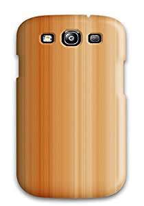 Fashionable Galaxy S3 Case Cover For Artificial Wood Protective Case
