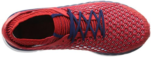 Puma Herren Speed Ignite Netfit Outdoor Fitnessschuhe Rot (Toreador-Blue Depths-White)