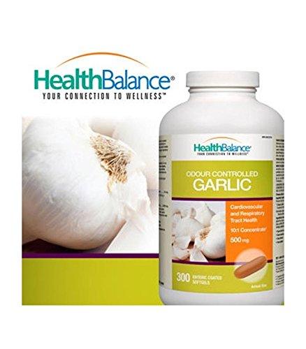 Health Balance%C2%AE Controlled Garlic Caplets
