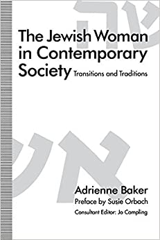 Book Jewish Women in Contemp Socie Pb by Baker (1993-10-01)