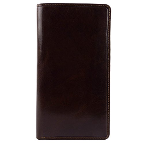 Mens Visconti; Slim Veg Range Boxed ITALIAN Classic Tan Enzo Gift WALLET LEATHER by Suit pq6qwYxr