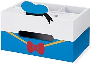 [ベルメゾン] ディズニー ティッシュケース ホルダー 卓上 小物入れ 収納ボックス リビンクポスト ティッシュ リモコン 収納