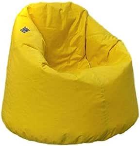 Radycor bean bag - 60X75X80 cm - yellow