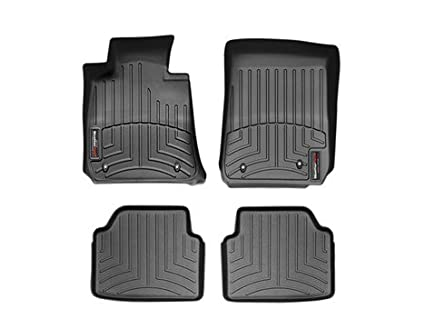 Amazoncom 2013 2015 Nissan Leaf Weathertech Floor Liners Full Set
